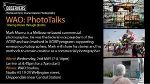 Mark Munro Phototalk