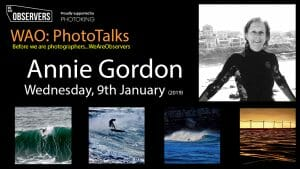 Annie Gordon PhotoTalk